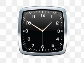 Clock - Alarm Clocks Quartz Clock Color Clock Watch PNG