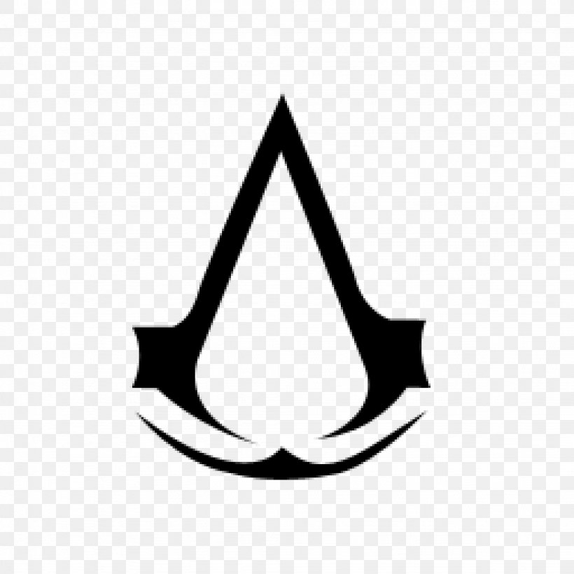 Assassin's Creed III Assassin's Creed: Brotherhood Assassin's Creed: Revelations, PNG, 2048x2048px, Ezio Auditore, Assassins, Black And White, Brand, Connor Kenway Download Free