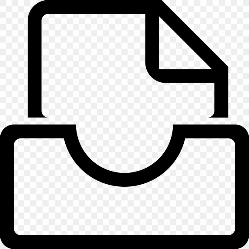 Computer File Directory Clip Art, PNG, 980x980px, Directory, Area, Black, Black And White, Brand Download Free