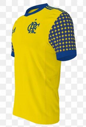 T-shirt - Maracanã Clube De Regatas Do Flamengo T-shirt Sports Fan Jersey PNG