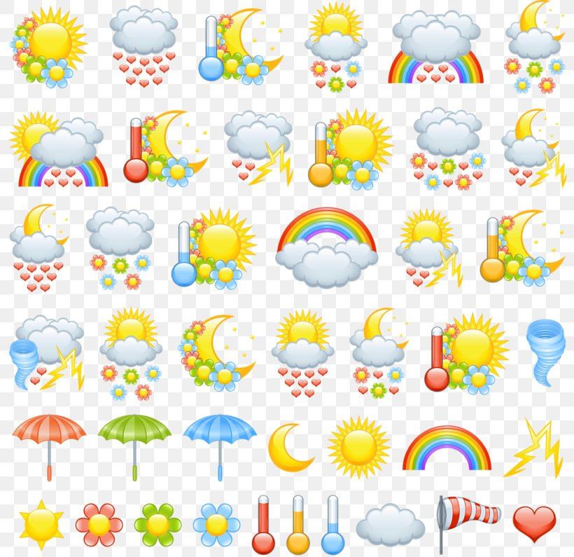 Weather Royalty-free Icon, PNG, 800x795px, Weather, Area, Cloud, Emoticon, Material Download Free