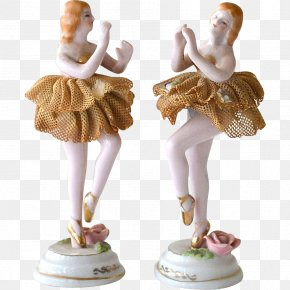 Hand Painted Delicate Lace - Figurine PNG