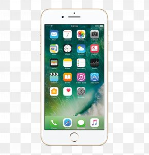 Apple Iphone - IPhone 7 Plus Telephone Apple Smartphone Verizon Wireless PNG