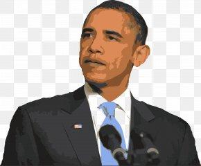 Barack Obama - Barack Obama Illinois President Of The United States Democratic Party PNG