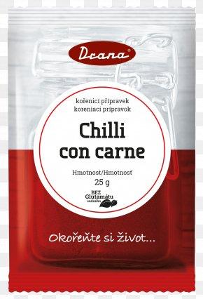 Chilli Con Carne - Chili Con Carne Mletá Masa 500g Spice Product Gram PNG