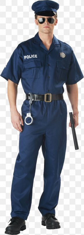 Policeman - Costume T-shirt Police Officer Clothing Amazon.com PNG