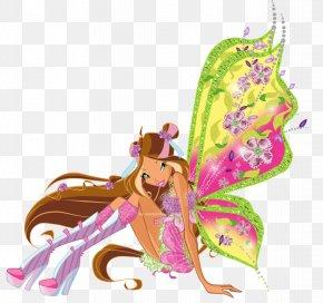 Flora - Flora Bloom Winx Club: Believix In You Musa Tecna PNG