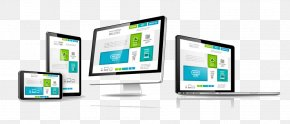 Simple Business Computer Digital Screen - Web Development Responsive Web Design Search Engine Optimization Website PNG