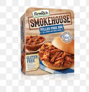 Barbecue - Pulled Pork Barbecue Smokehouse Ham PNG