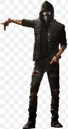 Watch Dogs - Watch Dogs 2 PlayStation 4 Infamous Second Son Video Game PNG