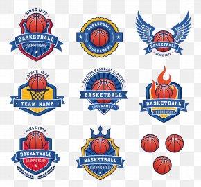 Blue Basketball Team Team Logo - NBA Basketball Logo Icon PNG