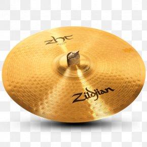 Crash Cymbal - Avedis Zildjian Company Crash Cymbal Ride Cymbal Drums PNG