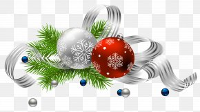 Transparent Christmas Decoration Picture - Christmas Decoration Christmas Ornament Santa Claus PNG