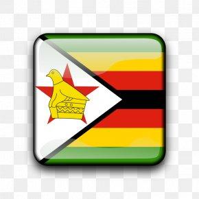Flag - Flag Of Zimbabwe Flagpole National Flag PNG