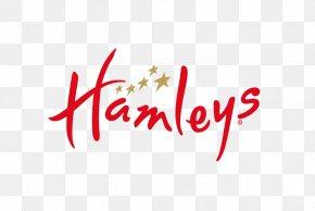Lakeside - Hamleys Regent Street Trafford Centre Retail Logo PNG