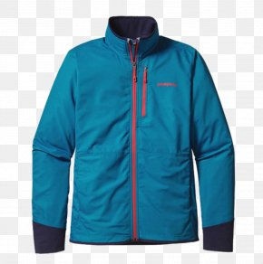 Men's Soft Shell Jacket - Hoodie Patagonia Sweater Fleece Jacket PNG