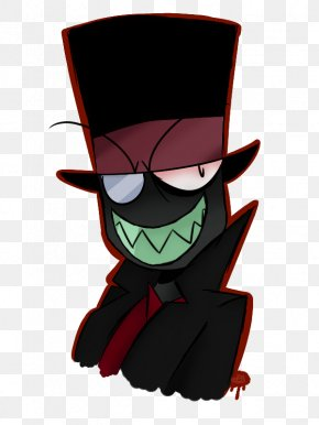 Black Hat - Black Hat Villain Cartoon Network Character Drawing PNG
