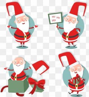 Santa Belt - Santa Claus Christmas Day Euclidean Vector Download Image PNG