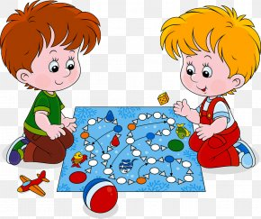 Two Chess Child Vector - Chess Board Game Play Child PNG