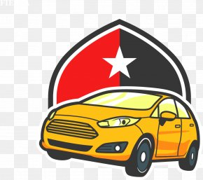 Ford Star - Ford Motor Company Ford Fiesta Car PNG