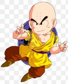 Krillin Goku Chiaotzu Goten Piccolo Png 800x593px Krillin