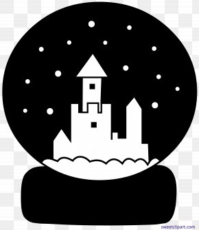 Both Clipart - Snow Globes Clip Art PNG