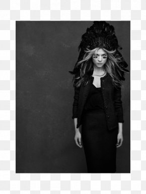 Mila Kunis - The Little Black Jacket: Chanel's Classic Revisited Fashion Little Black Dress PNG