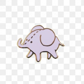 Baby Elephant Applique Outfit - Indian Elephant Clip Art Product Carnivores Character PNG