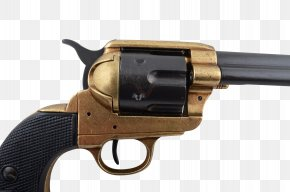 Weapon - Trigger Revolver Firearm Ranged Weapon Colt Single Action Army PNG