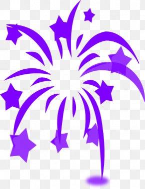 Fireworks Cartoon - Independence Day Fireworks Clip Art PNG