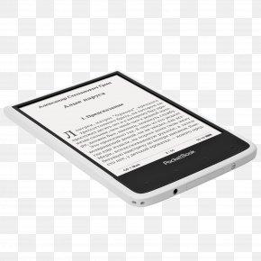 Pocketbook - E-Readers PocketBook International E Ink E-book Document PNG