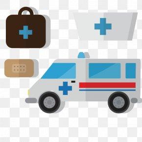 Ambulance - First Aid Kit Ambulance Disease PNG