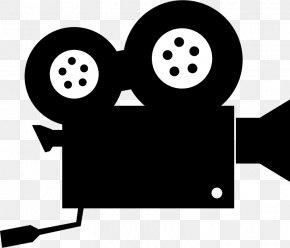 Tv Camera Cliparts - Professional Video Camera Clip Art PNG