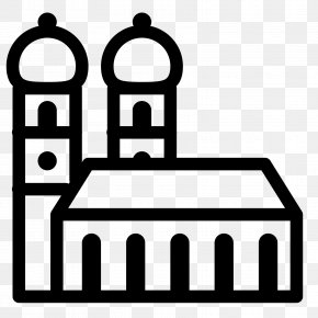 Munich - Frauenkirche, Munich Christ The Redeemer Cathedral Clip Art PNG