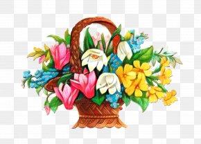 Flower Arranging Floristry - Floral Flower Background PNG