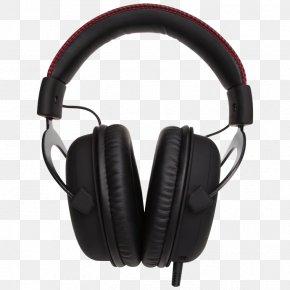 Microphone - Microphone Kingston HyperX Cloud Core Headphones Twisted Metal: Black PNG