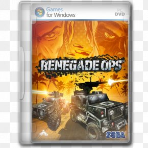 Renegade Ops - Pc Game Film Video Game Software PNG