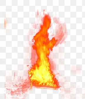 Burning Flame - Flame Fire Combustion Light PNG