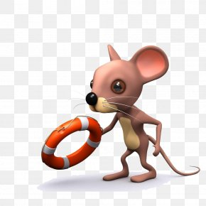 Life Buoy - Computer Mouse Stock Photography Image Stock Illustration 3D Computer Graphics PNG