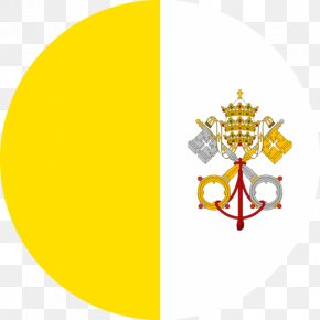 Flag - Flag Of Vatican City Flag Of San Marino PNG