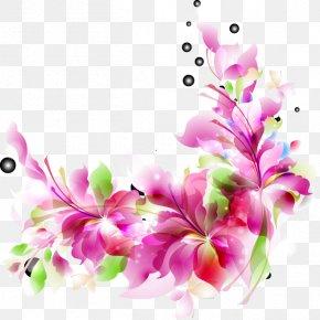 Gorgeous - Floral Design Flower Vector Graphics Clip Art Watercolor Painting PNG