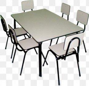 Table - Folding Tables Chair School Carteira Escolar PNG