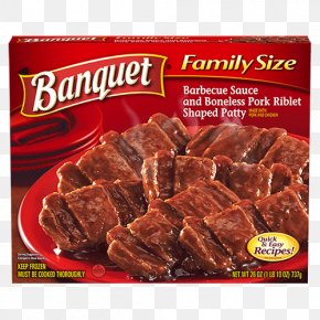 Barbecue - Ribs Meatloaf Barbecue Sauce Meatball PNG