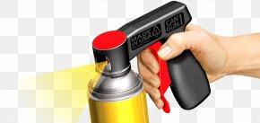 SPRAY - Aerosol Spray Firearm Spray Painting Aerosol Paint PNG
