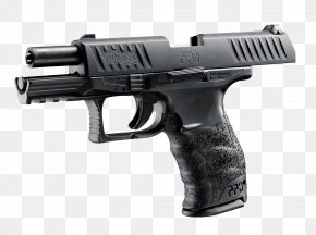 Weapon - Trigger Firearm Walther PPQ Carl Walther GmbH Weapon PNG