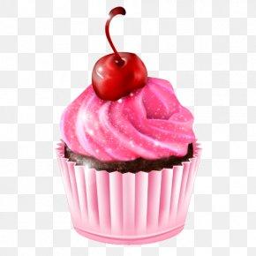 Fruit Cake - Cupcake Muffin Birthday Cake Clip Art PNG