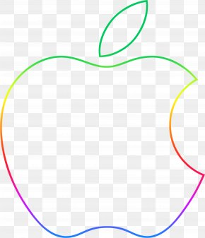 Apple Logo - Line Point Angle Product PNG