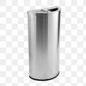 Stainless Steel Products - Rubbish Bins & Waste Paper Baskets Stainless Steel Ashtray Litter PNG