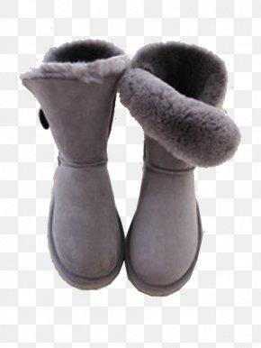 Women's Boots - Snow Boot Shoe Ugg Boots Sheepskin PNG
