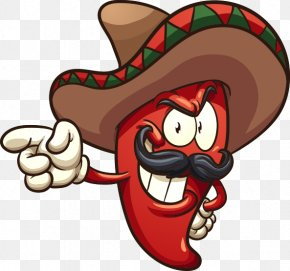 Clip Art Chili - Mexican Cuisine Vector Graphics Clip Art Image Illustration PNG